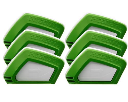 6x ecocut pro cortador de limpador de p ra brisas ecocut pro. Black Bedroom Furniture Sets. Home Design Ideas